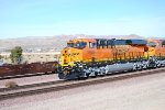 BNSF 6888 with Her Sister BNSF 6885 as they head west towards the Hobart Yard in LA.